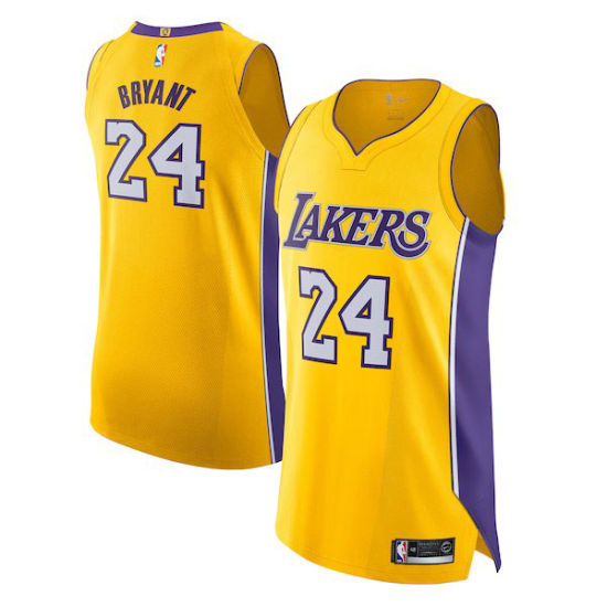 China Los Angeles Lakers Kobe Bryant #24 #8 Authentic Classic ...