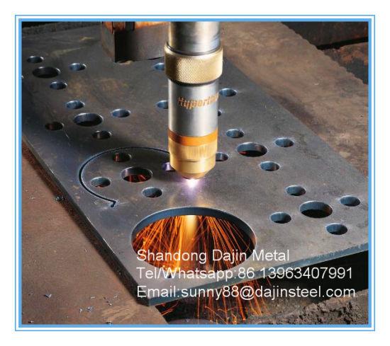 Bulletproof Sheet Metal /Armoured Steel Plates Against Ak47 M16 Refle
