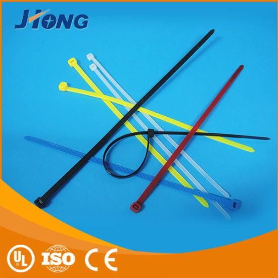 Disposable Plastic Nylon Cable Tie