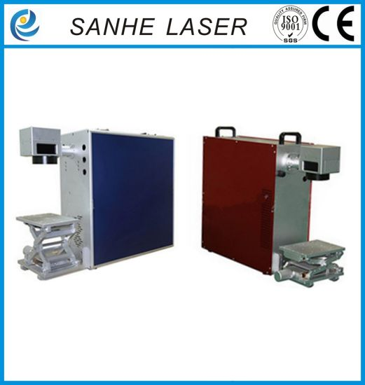 2016 Perfect Quality Mini Fiber Laser Marking Machine with CE pictures & photos