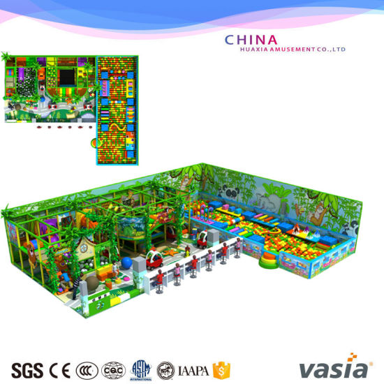 2016 New Design Used Commercial Jungle Theme Indoor Equipment for Sale pictures & photos