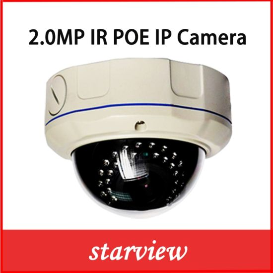 2MP Full HD1080p Varifocal IR Network IP Poe CCTV Security Suppliers Camera pictures & photos