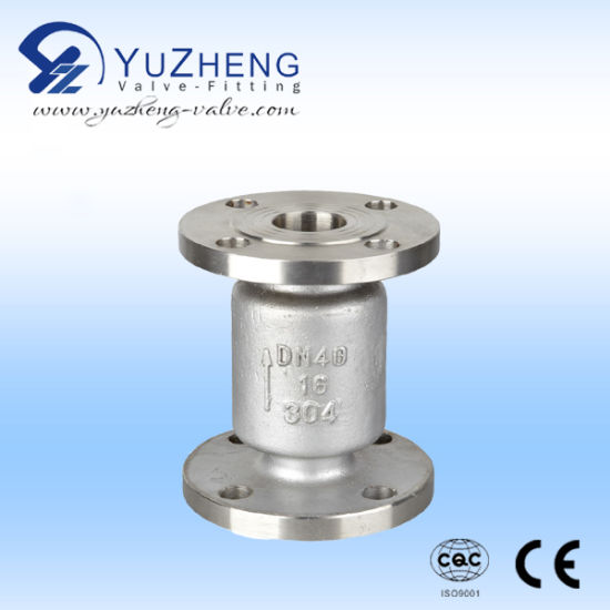 Stainless Steel Flanged API Swing Check Valve pictures & photos