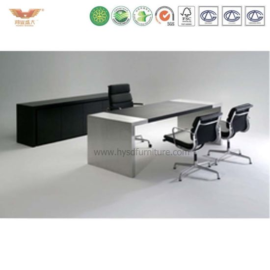 China Hot Ing Low Price Office Furniture Staff Desk With