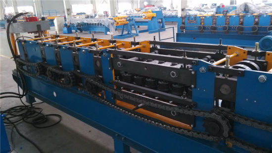 Metal Sheet C Purlin Profile Machine/Purlin Roll Forming Machine pictures & photos