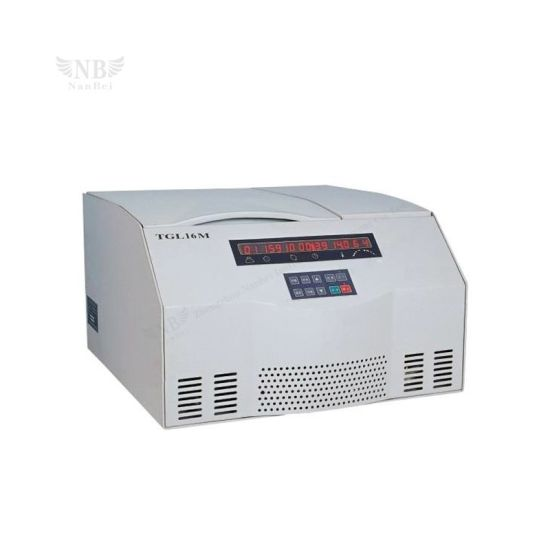 Medical Lab Use High Speed Refrigerated Tabletop Centrifuge pictures & photos