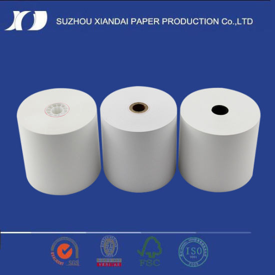 Latest Wholesale OEM Cash Resister Thermal Paper in Roll
