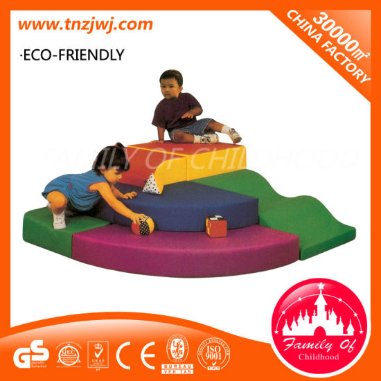 Commercial Kindergarten Indoor Kids PVC Soft Play pictures & photos