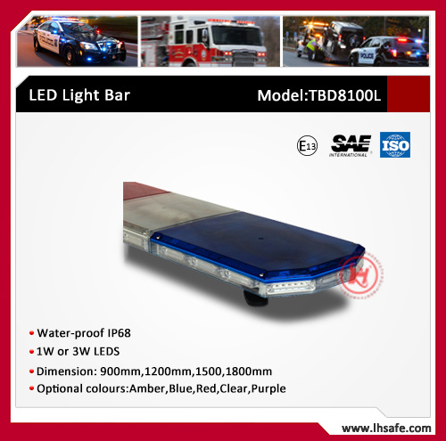 PC Case LED Warning Light Bar (TBD8100L) pictures & photos