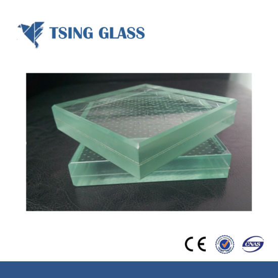 12.38mm Clear/Bronze/Blue/Green/Pink Laminated Glass pictures & photos