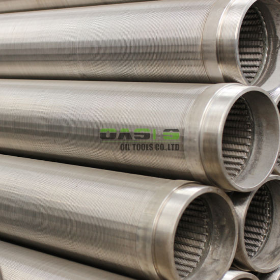 Stainless Steel 304 Water Filter/Water Well Johnson Casing Screen Filters pictures & photos