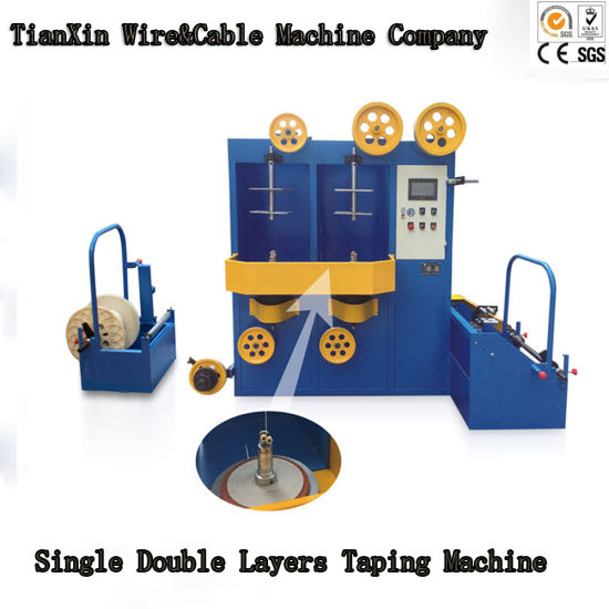 Horizontal Type AWG HDMI USB Cable Tapping Machine