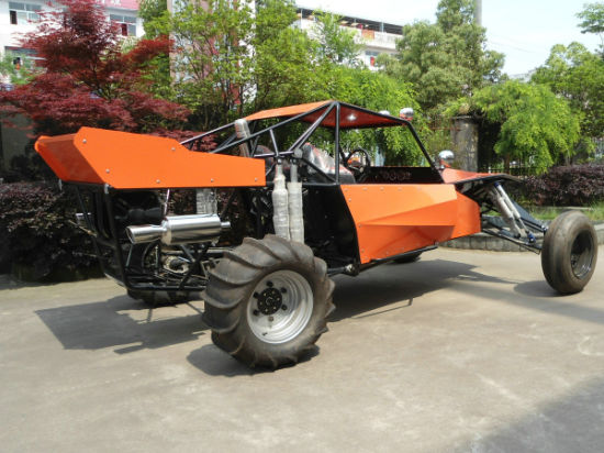 Hot Promoting Completely Assembled 2 Seats Sand Buggy Chassis