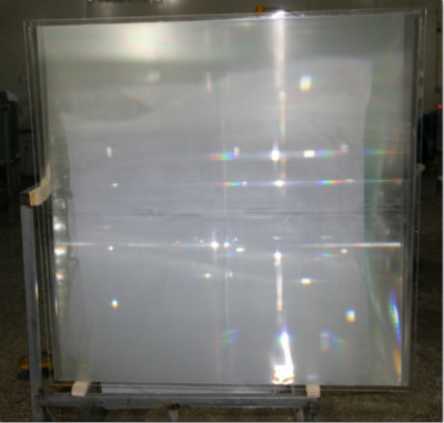 Cheap Price Wholesales Glass Linear Solar Energy Lens (HW-F1010)