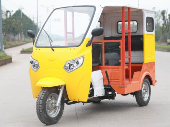 Kenya Three Wheel Tuktuk Bodaboda Motorbike pictures & photos