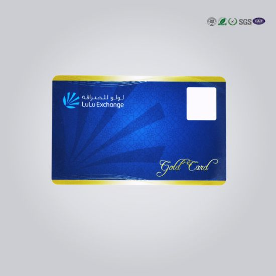 Plastic/PVC Medical Hospital Card pictures & photos