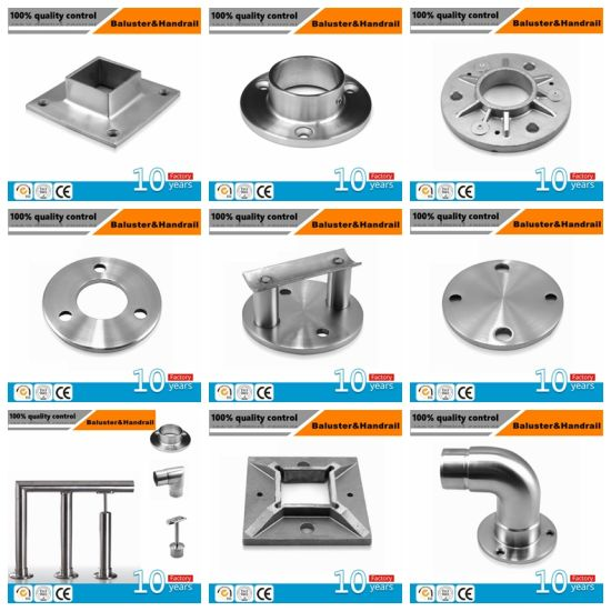Russia Market Hot Sale Handrail Bracket 304 Stainless Steel