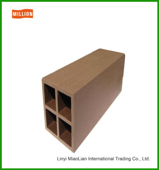 Wood Plastic Building Material Factory Price WPC Column
