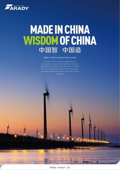 Direct Factory Wind Solar Hybrid Power System