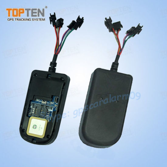 GPS Motorcycle Tracker with Sos & Low Power & Over Speed Gt08-Ez pictures & photos