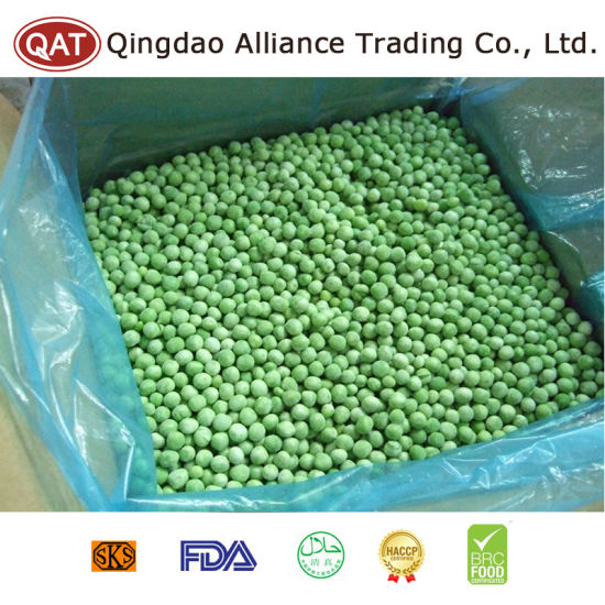China Export Standard Frozen Green Peas