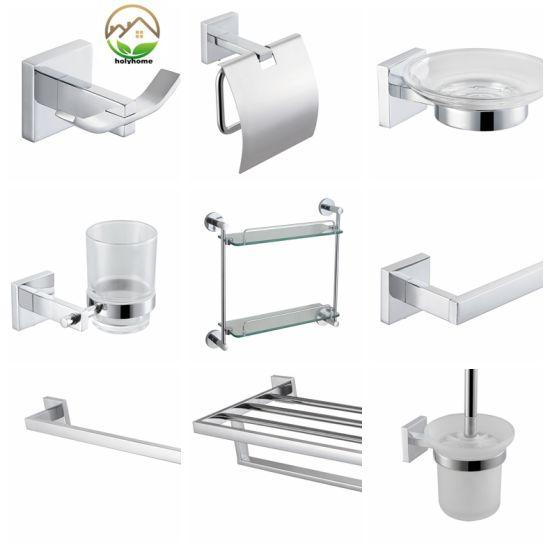 Factory Supplier Bathroom Accessory Wall Mounted Bathroom Set