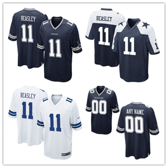 72a9ca80e55 China Men Women Youth Cowboys Jerseys 11 Cole Beasley Football ...