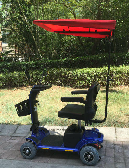 China Electric Mobility Scooter Parts and Accessories Sunshade