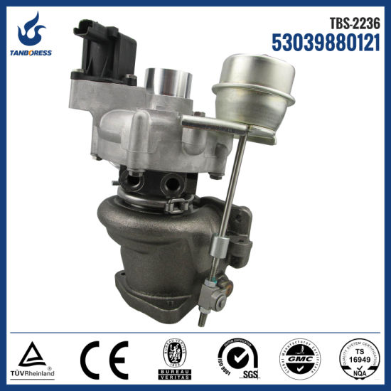 Electric Actuator Turbo Parts Electric Turbocharger pictures & photos