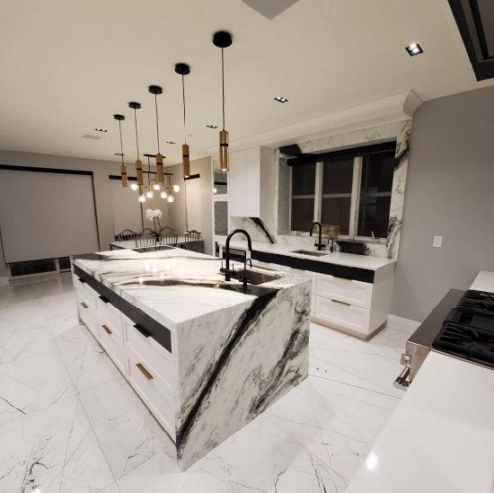 China Panda White Marble Slabs Tiles Countertops For Apartment Projects China Panda White Marble White Marble Slab,Best Humidifier For Bedroom In Winter