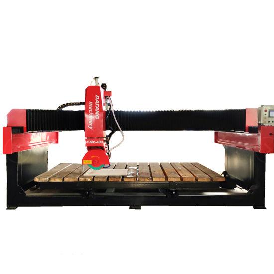 Three-Axis CNC Granite Marble Ceramic Tile Bridge Saw Cutting Machine