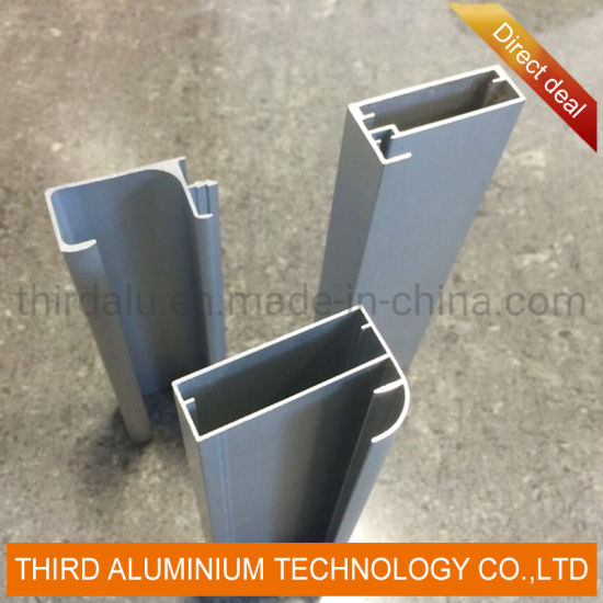 Kitchen Cabinet Horizontal Aluminum Spacer Channel Gola Profile for Base Cabinet