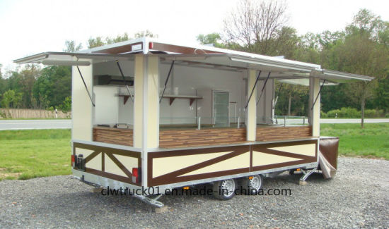 Cheap Price Customized Food Truck/Mobile Food Trailer/Food Cart/Food Car for Campound pictures & photos