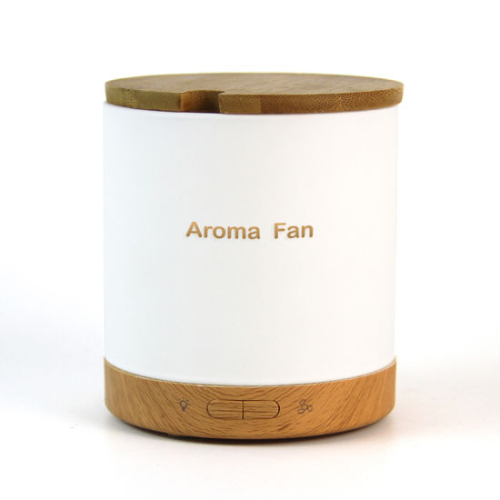 Home decoration Waterless Aroma Diffuser Fan pictures & photos