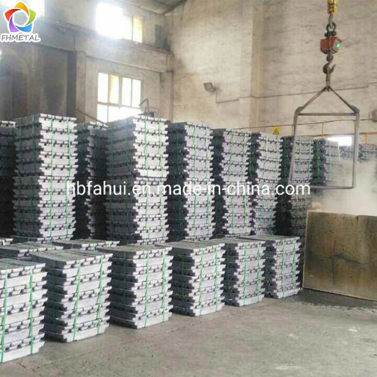 High Purity Primary Lead Ingots Ready for Export pictures & photos