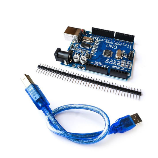 Improved Version CH340g Chip Uno R3 Development Board for Arduino with Cable