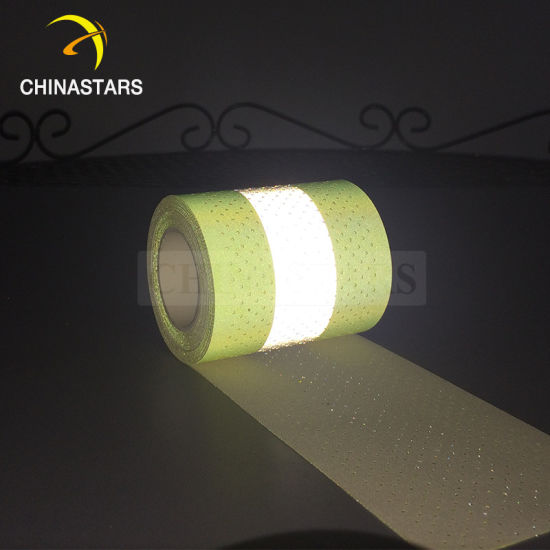 5eee6cace59f Perforated Aramid Backing Fabric for Flame Retardant Clothing Fr Reflective  Tape with Hole