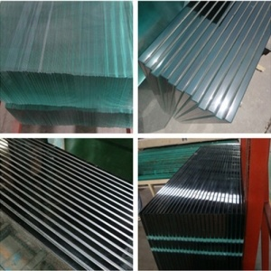 Low Iron Tempered Laminated Safety Building Glass for Windows/Doors