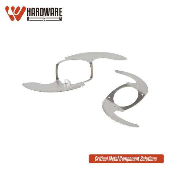 OEM Customized Precision Metal Stamping Parts, Stainless Sheet Sheel Metal Part