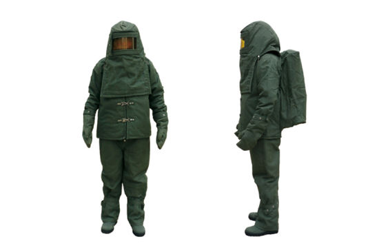Fire Escape Clothing for Fire Fighting, New Workwear Suit