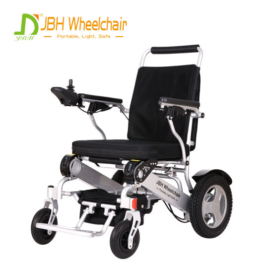 Lightweight Aluminum Alloy Power Wheelchair Factory
