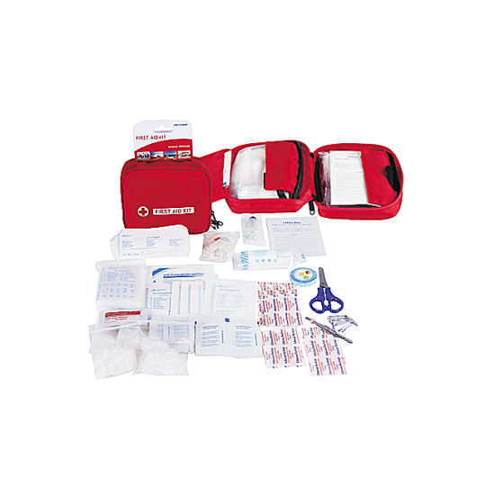 Portable Universal Home and Car Use First Aid Kit Set