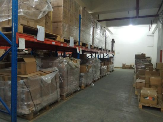 Eye Shadow Storage with Low Cost in China Bonded Warehouse