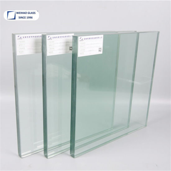 Clear/White/Tempered /Toughened/Decorative Laminated Glass