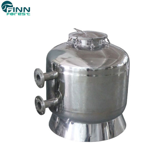 Stainless Steel Top Rated Above Ground Swimming Pool Sand Filters