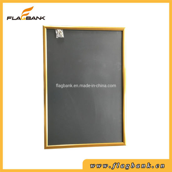 A0 A1 A2 A3 A4 Custom Printed Aluminium Snap/Clip/Photo/Poster Frame