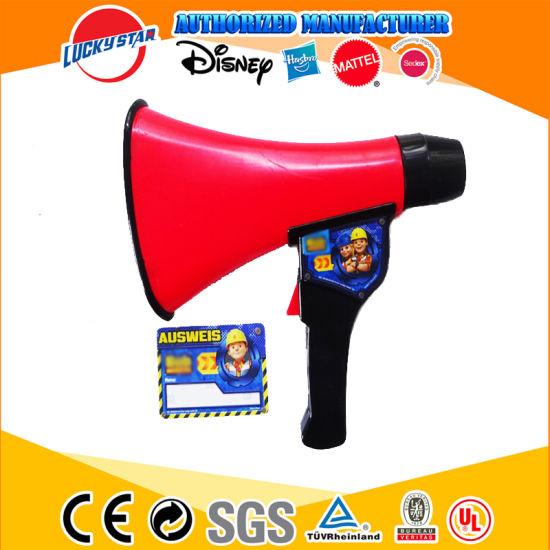Toys 2020 Innovative Voice Play Toy Bob Megaphone Loudspeaker Children Funny Tape Toy