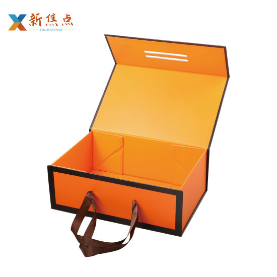Custom Collasiple Printed Paper Clothing Shoes Watch Jewelry Gift Packaging Box