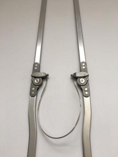 19mm Stainless Steel Orthotic Prosthetic Knee Hinge Joint Spring Lock