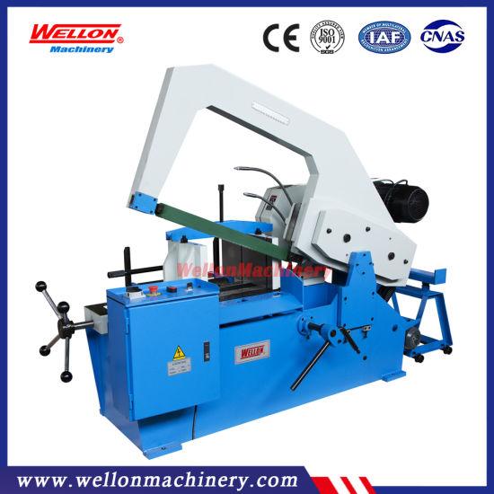 Power Hack Saw Machine Gl7132 Gl7140 Gl7150 Metal Hack Sawing